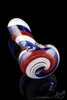 "Glassheads ""Yankee Doodle"" Patriotic USA Made Spoon"