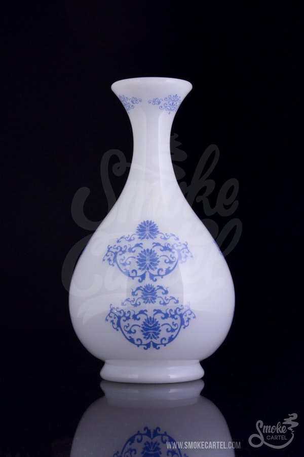 The China Glass Quot Huangdi Qin Quot Dynasty Vase Water Pipe