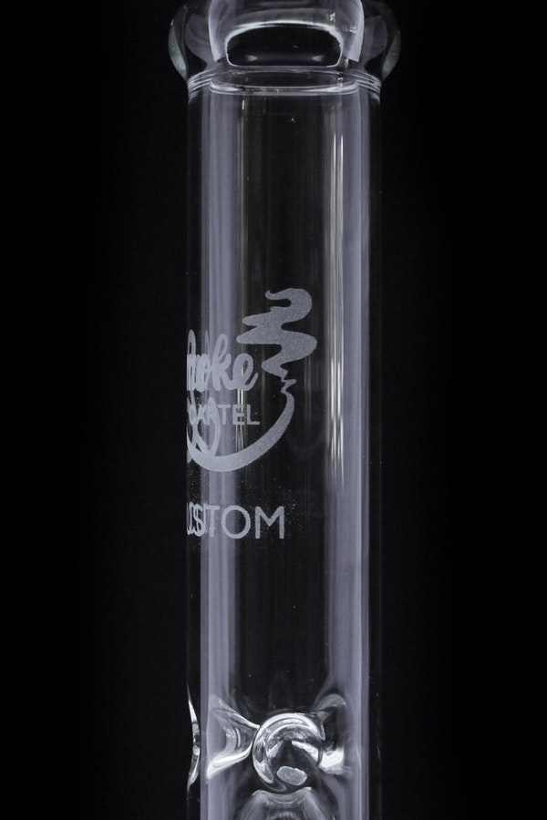 Custom Glass Etching