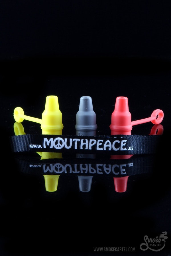 MouthPeace Mini Silicone Mouth Piece