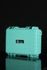 "Teal - STR8 Case 10"" Hard Top Storage Case with 2 Layer Protective Foam and Carrying Handle - Variant - Teal"