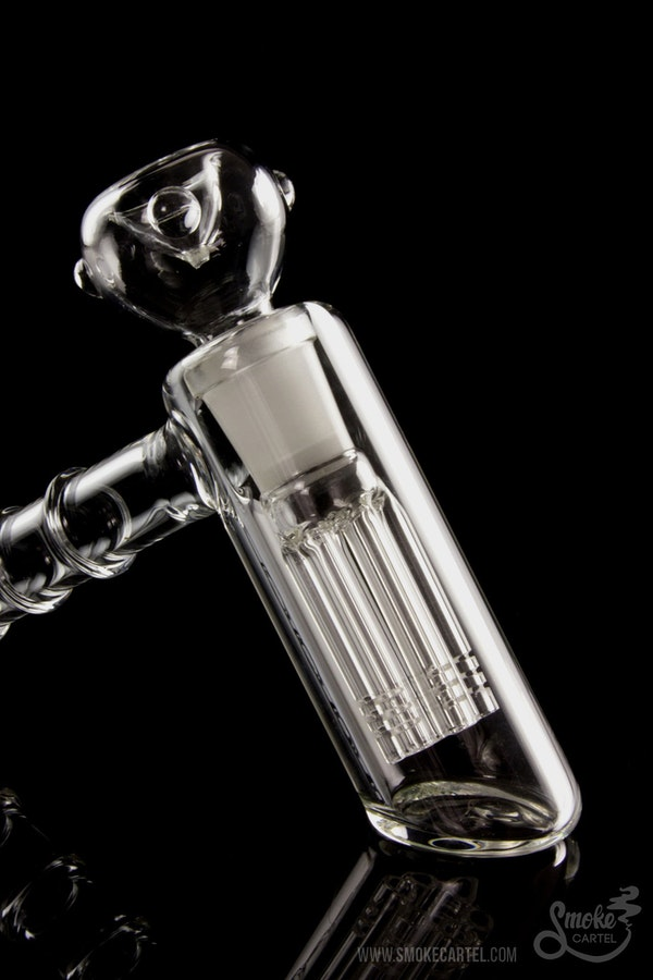 UPC Bubbler with tree arms